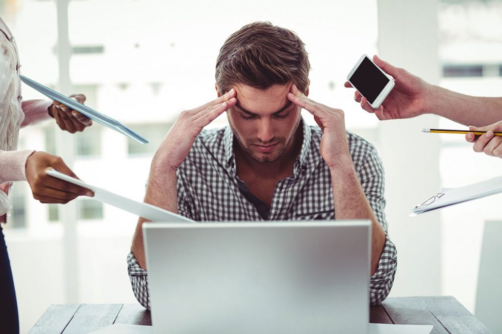 Work Burnout. Do you experience it?